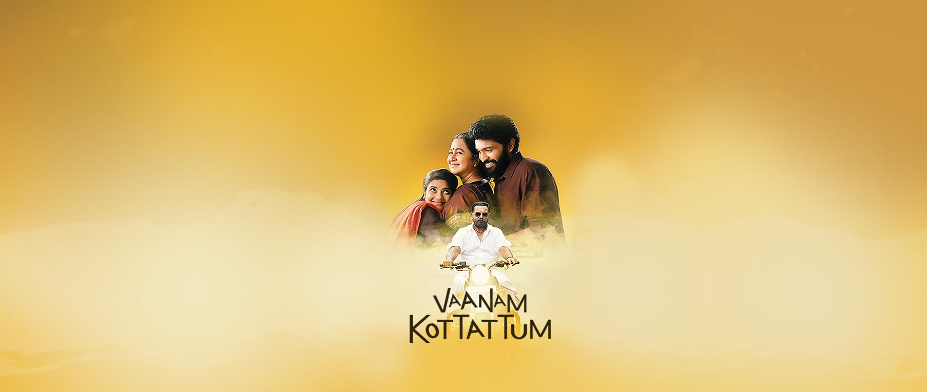 Vaanam Kottatum